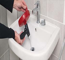 Débouchage lavabo